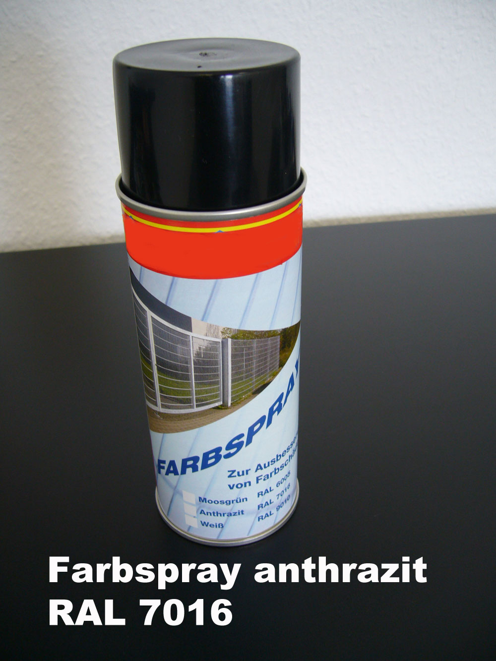 farbspray 400ml speziallack ral 7016 anthrazit ebay. Black Bedroom Furniture Sets. Home Design Ideas