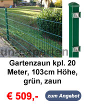 zaun 25m metall h he 123cm gartenzaun anthrazit doppelstab zaunelemente ebay. Black Bedroom Furniture Sets. Home Design Ideas