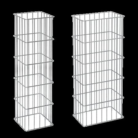 Gabionen Säulen