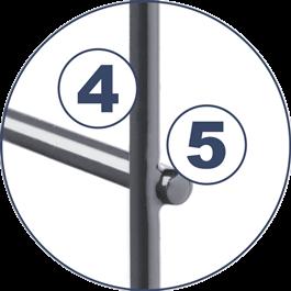 Drahtstärke 5/4 mm