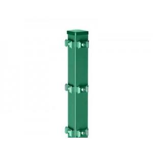 Eck-Zaunpfosten expro P (grün)