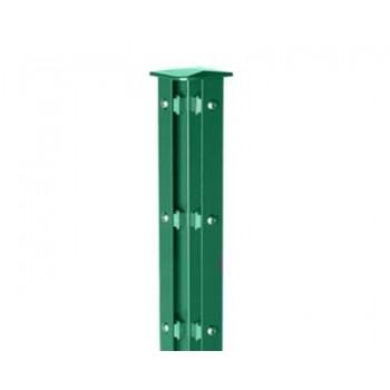 Eck-Zaunpfosten expro A (grün)