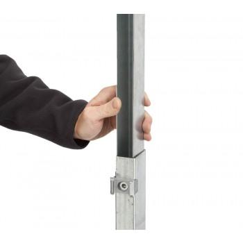 Spezial Pfostenverstärkung für Zaunpfosten 60/40mm