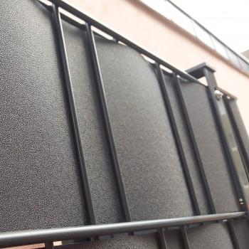 Sichtschutz expro Premium - 1 Rolle á 26 Meter - Farbe Anthrazit