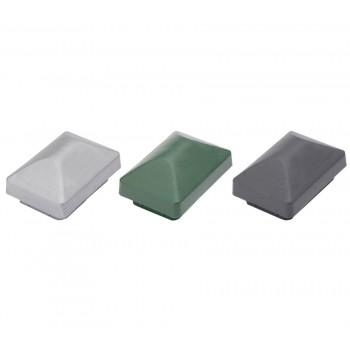 Kunststoff Abdeckkappe für Pfosten 60x40 expro P
