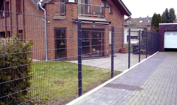 Sicherheit im Haus und Garten mit Zaun