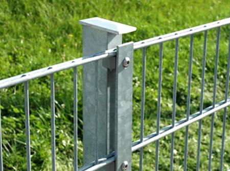 Feuerverzinkung bei Zaun und Toren