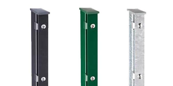 zaunpfosten preiswert in vielen farben online bestellen. Black Bedroom Furniture Sets. Home Design Ideas